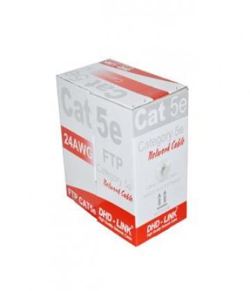 Cáp Mạng DHD Link -4 Pair(UTP Cat 5e)